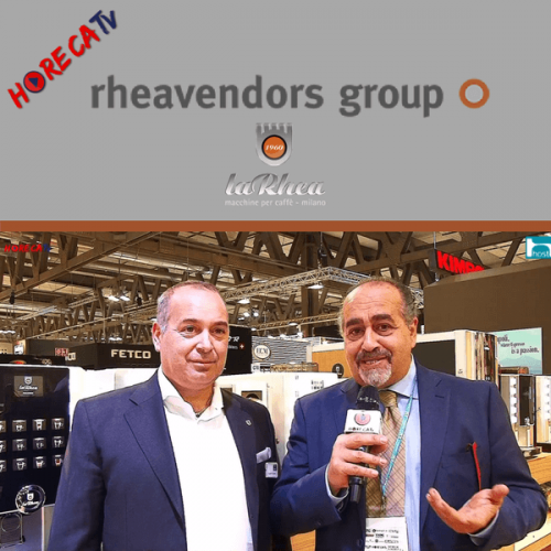 HorecaTv.it. Intervista a Host con R. Tonetti di Rhea Vendors – laRhea