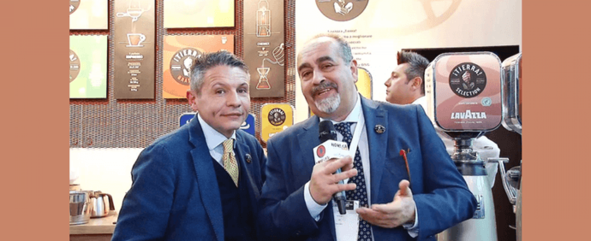HorecaTv.it. Intervista a Sigep con Michele Cannone di Lavazza