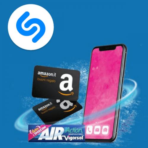Con Air Action Vigorsol puoi vincere un iPhone X a settimana