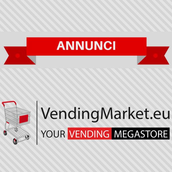 Annuncio. Cercasi operatore vending – Bologna