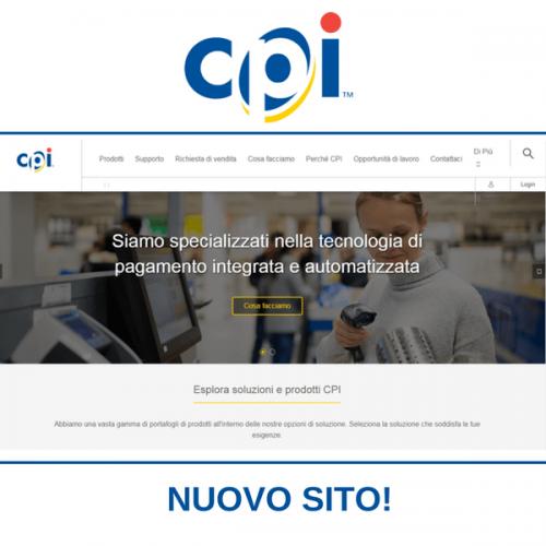 Sito rinnovato per CPI – Crane Payment Innovations