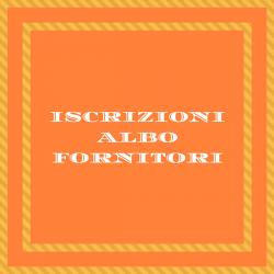 Albo Fornitori Fondazione Università Magna Graecia di Catanzaro