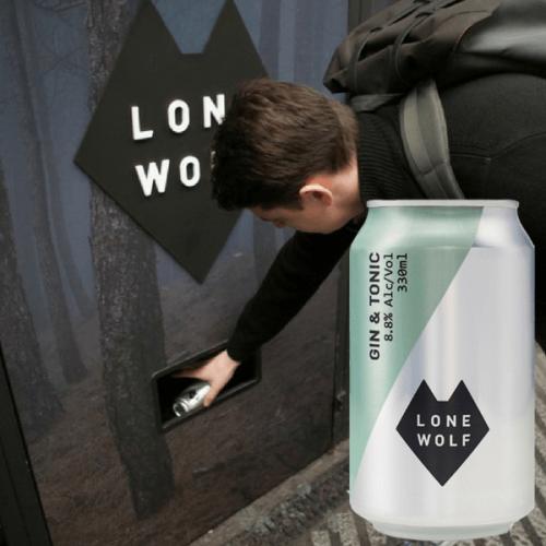 A Londra il gin tonic on-the-go te lo dà il distributore automatico