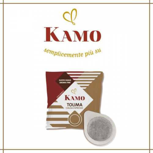 Caffè Kamo lancia la sua linea di cialde per una nuova coffee experience