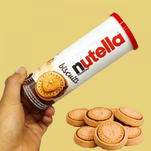 Ferrero lancia i Nutella Biscuits per il consumo on-the-go