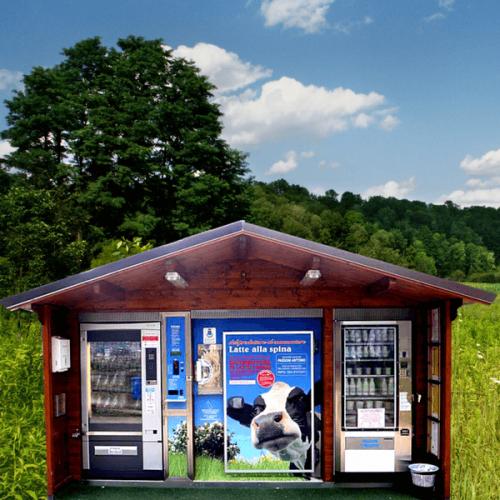 Coniugare tradizione e modernità con il distributore automatico