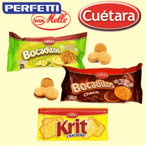 Partnership nel Vending tra Perfetti Van Melle e Cuètara