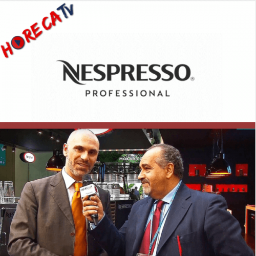 HorecaTv.it. Intervista a Host con R. Zola di Nespresso Professional
