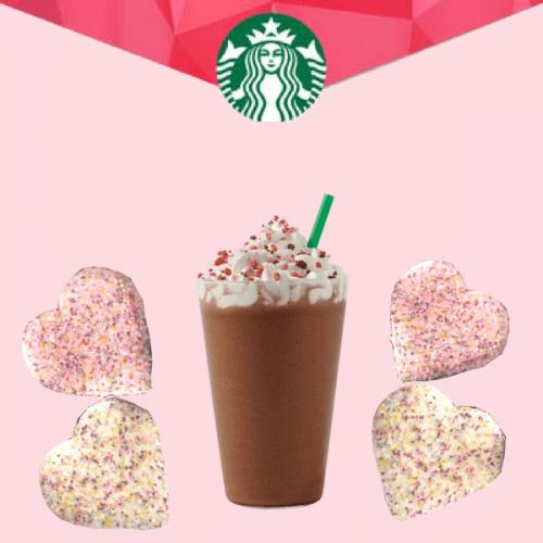 "A San Valentino solo News ""dolci"" – Da Starbucks"