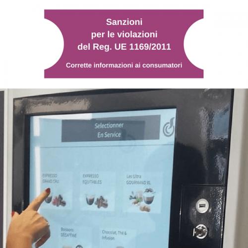 In G.U. le sanzioni per le violazioni delle corrette informazioni ai consumatori