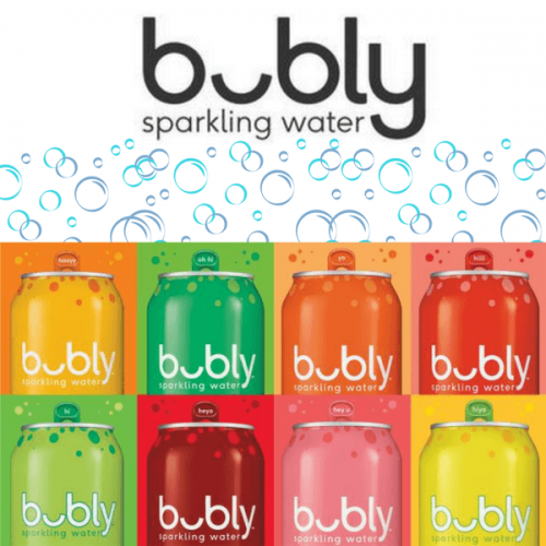 Negli States arriva Bubly di Pepsi, l'acqua dei Millennials