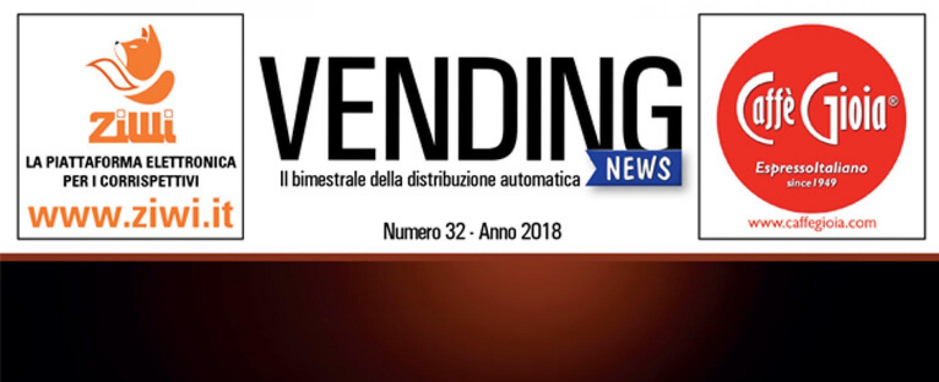 Rivista Vending News – Leggi il numero 32