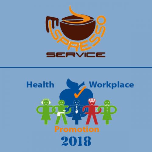 La Espresso Service srl riceve il premio Workplace Health Promotion