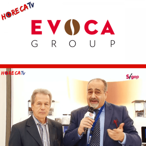 HorecaTv.it. Intervista a Sigep con Maurizio Chiechi di EVOCA Group