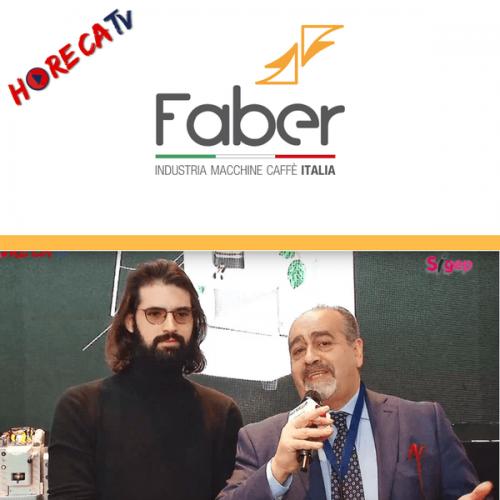 HorecaTv.it. Intervista a Sigep con Fabio Teti di Faber Italia