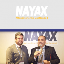 EVEX 2017. Intervista con Nezar Abu Hamam di Nayax