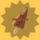 Toblerone: arriva la versione gelato della famosa barretta al cioccolato