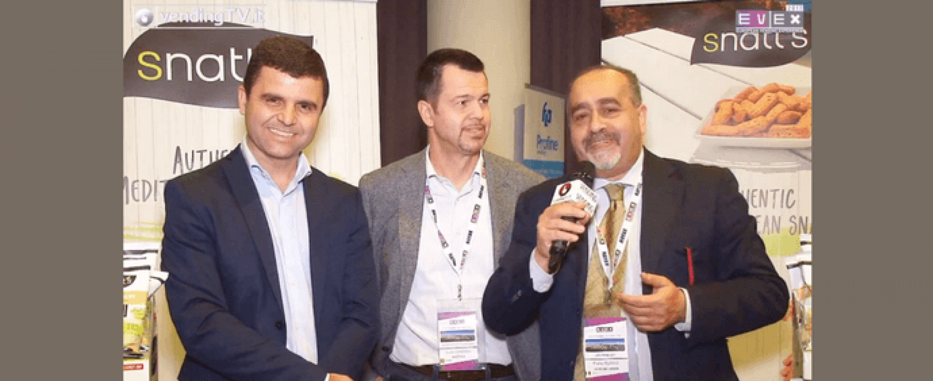 Evex 2017. Intervista con D. Ross di Grefusa e L. Zaniboni di Dispensa Zaniboni