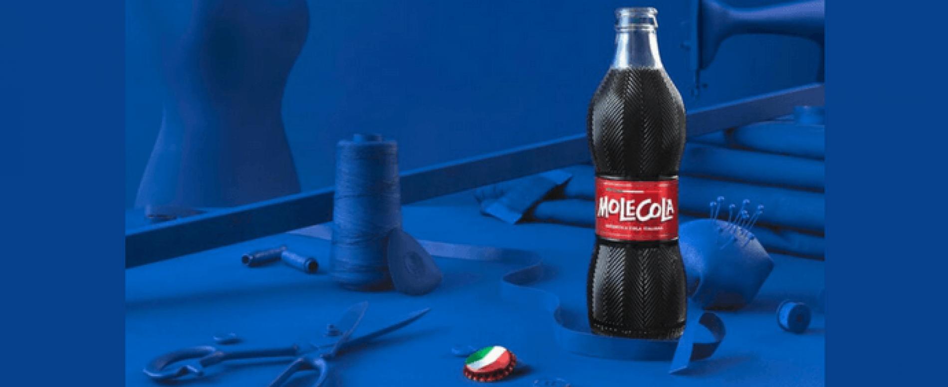 "Molecola lancia la nuova bottiglia ""90.60.90"""