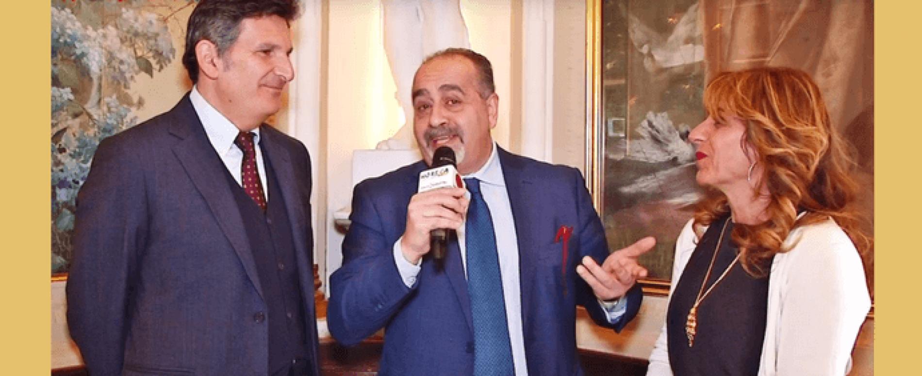 HorecaTv.it. Partnership mondiale tra Caffè Moreno e Michele In The World