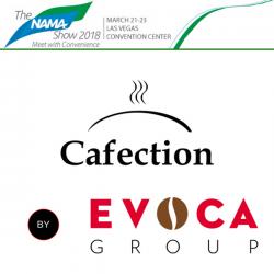 EVOCA Group a The NAMA Show con Cafection