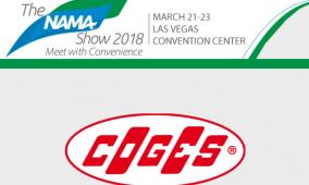 Il Vending Intelligente di Coges a The NAMA Show 2018