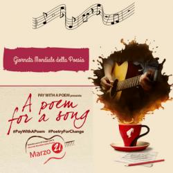 Caffè e musica nella Giornata Mondiale della Poesia