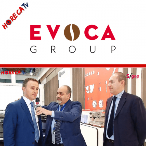 HorecaTv.it Intervista a Sigep con C. Palmieri e lo staff vendite EVOCA Group-OCS