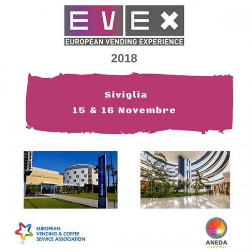 Svelate data e location di EVEX 2018