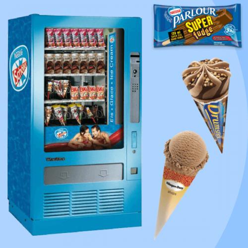 Nestlé Canada investe nel segmento dei gelati