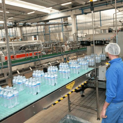 Partita la ristrutturazione del sito produttivo di Acqua Vera