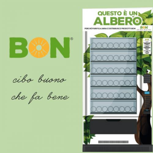 È italiana la prima vending machine che depura l'ambiente e protegge la salute