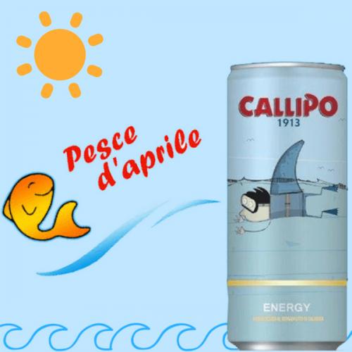 """Tonno Callipo lancia l'energy drink al """"tonno da bere"""""""