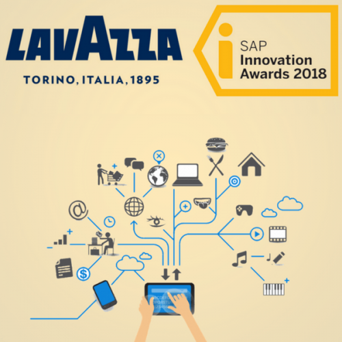 Lavazza premiato al  SAP Executive Summit 2018