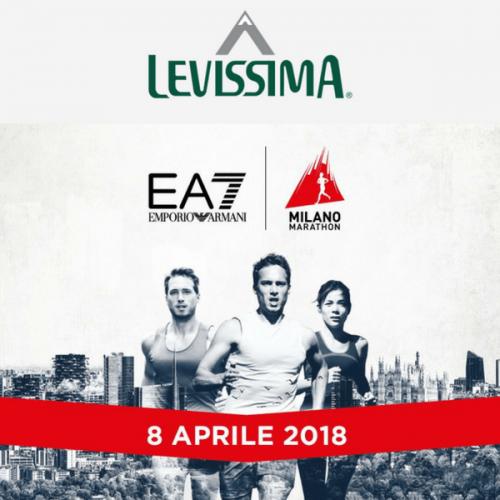Levissima si conferma acqua ufficiale della EA7 – Milano Marathon