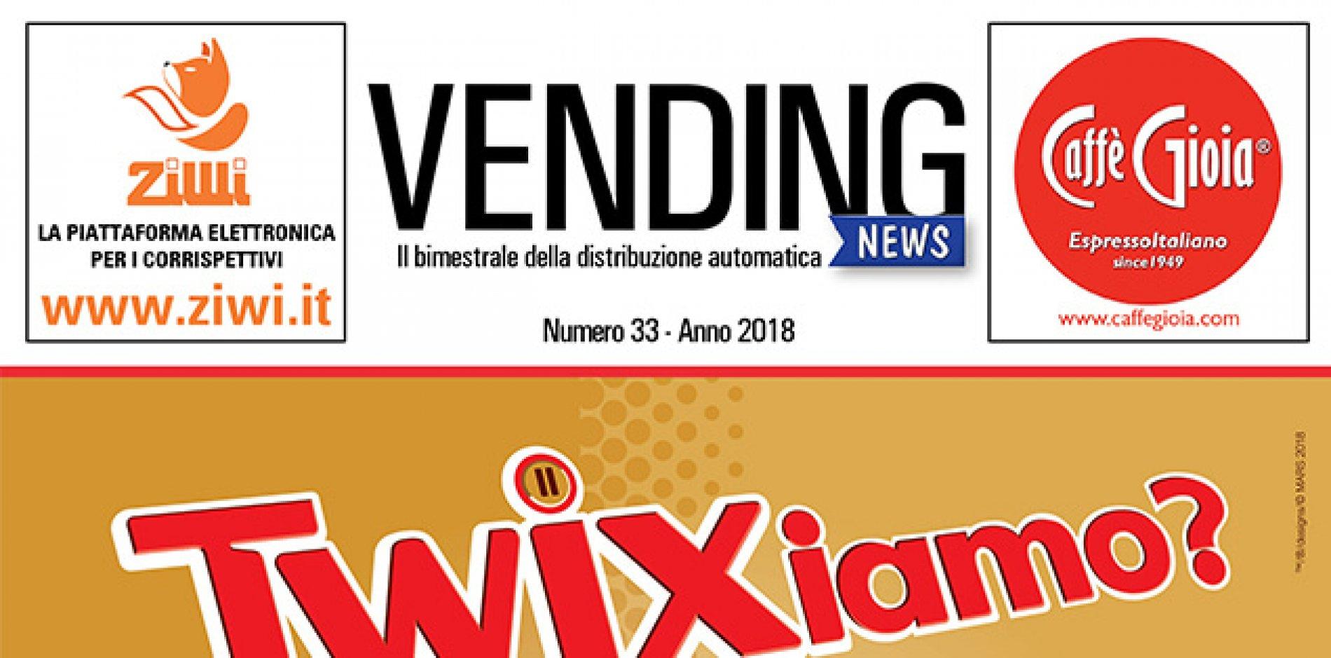 Rivista Vending News – Leggi il numero 33