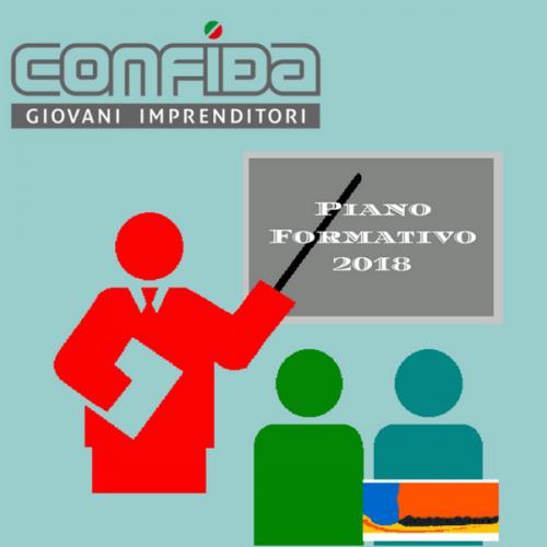 Gruppo Giovani CONFIDA. La formazione professionale 2018