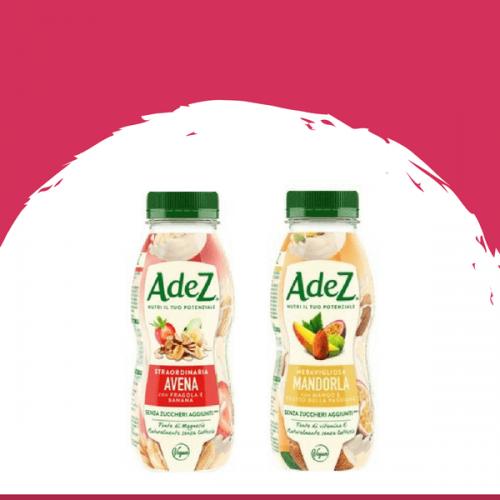 Arriva in Italia AdeZ: la linea di bevande vegetali Coca-Cola