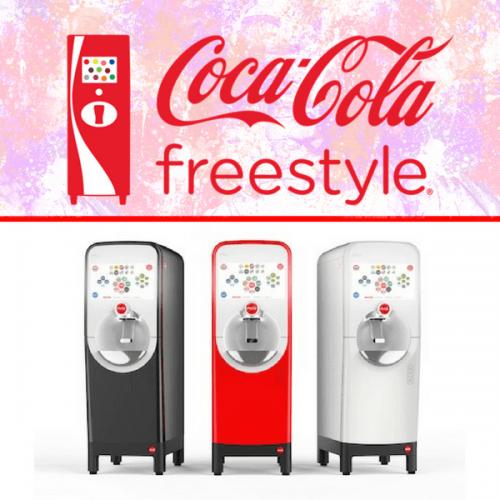 Coca-Cola Freestyle 9100: basta un'app per mixare la bevanda che vuoi