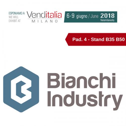 Venditalia 2018. Le novità di Bianchi Industry