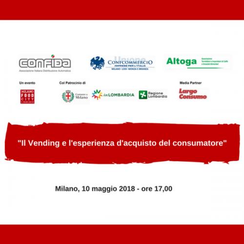 Un convegno CONFIDA alla Milano Food City 2018