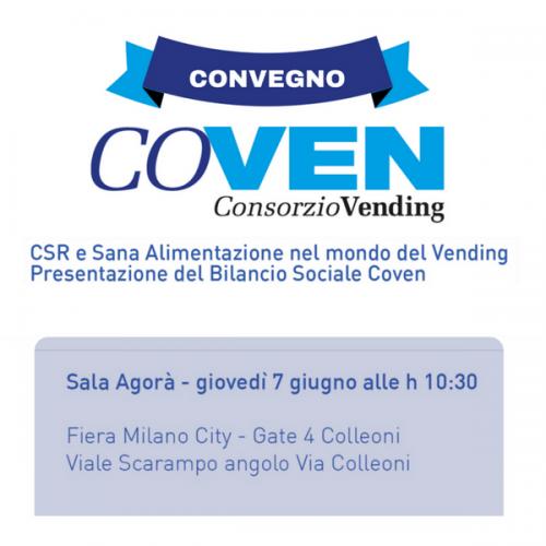 A Venditalia 2018 un interessante Convegno del Consorzio COVEN