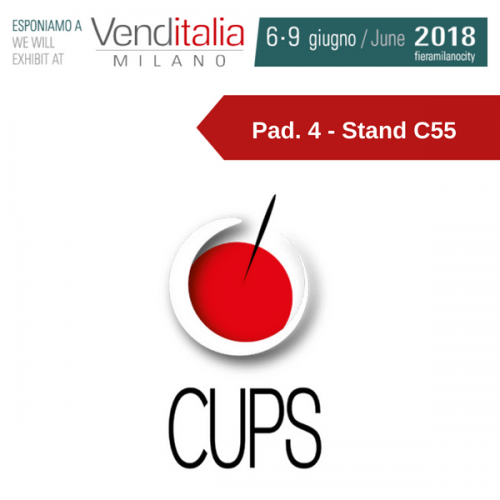 Venditalia 2018. Le novità di CUPS