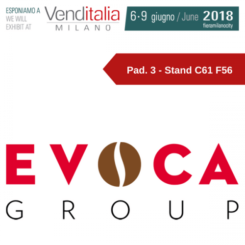 Venditalia 2018. Le novità di EVOCA GROUP