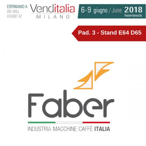 Venditalia 2018. Le novità di FABER ITALIA