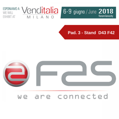 Venditalia 2018. Le novità di FAS INTERNATIONAL