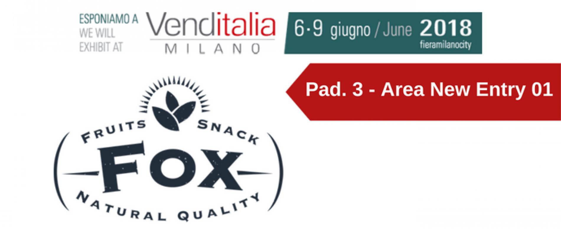 Venditalia 2018. Le novità di FOX ITALIA