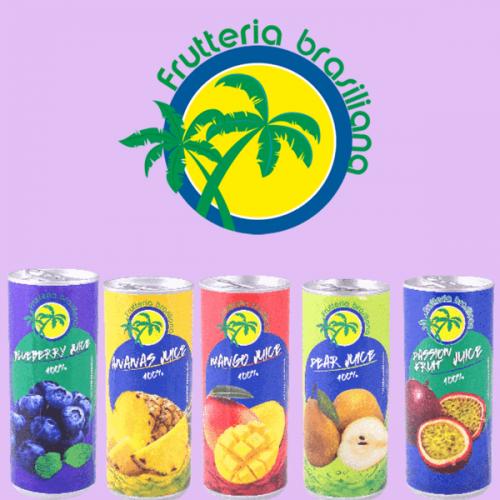 Frutteria Brasiliana: arriva nel Vending una nuova bibita dal gusto esotico