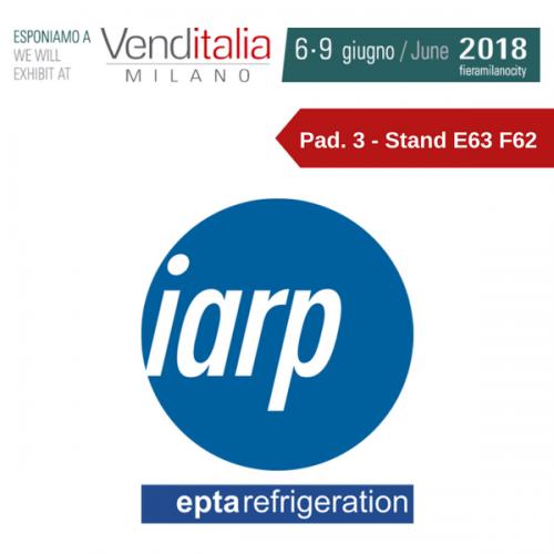 Venditalia 2018. Le novità di IARP – GRUPPO EPTA