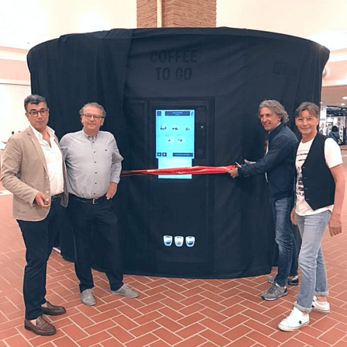 Gruppo Illiria inaugura la nuova area relax multimediale di Città Fiera di Udine